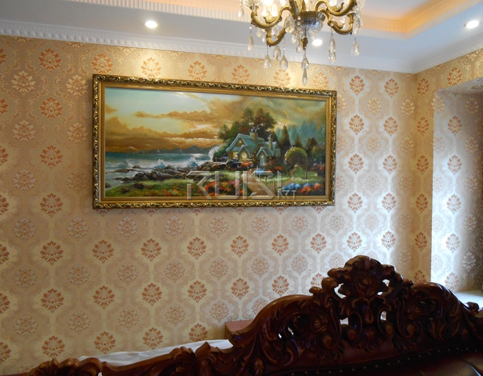 油画装饰-案例