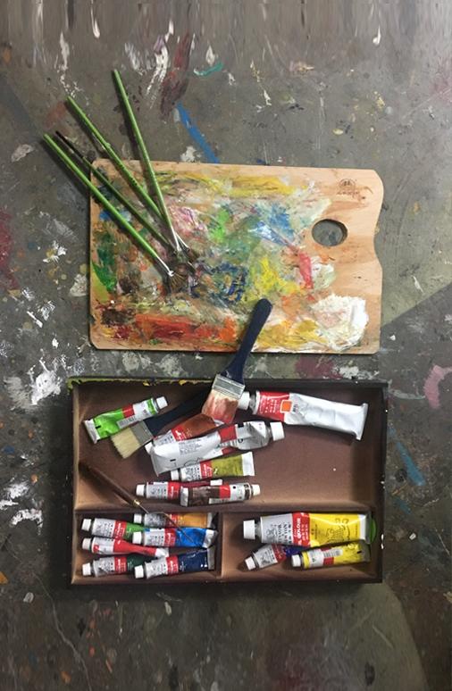 幼儿园手绘墙有什么好处呢?